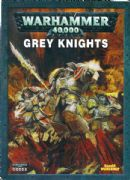 Grey Knights Codex rulebook 2010